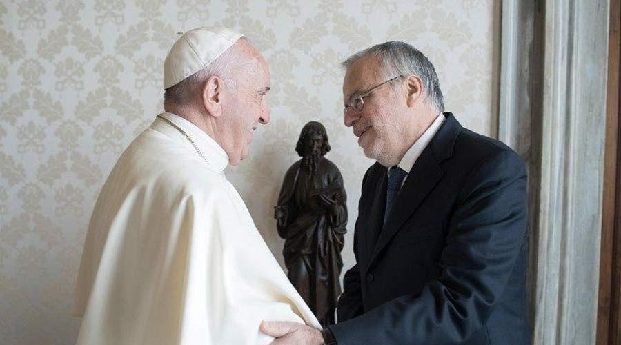La Comunidad de San Egidio recibirá la visita del Papa con motivo de su 50º aniversario