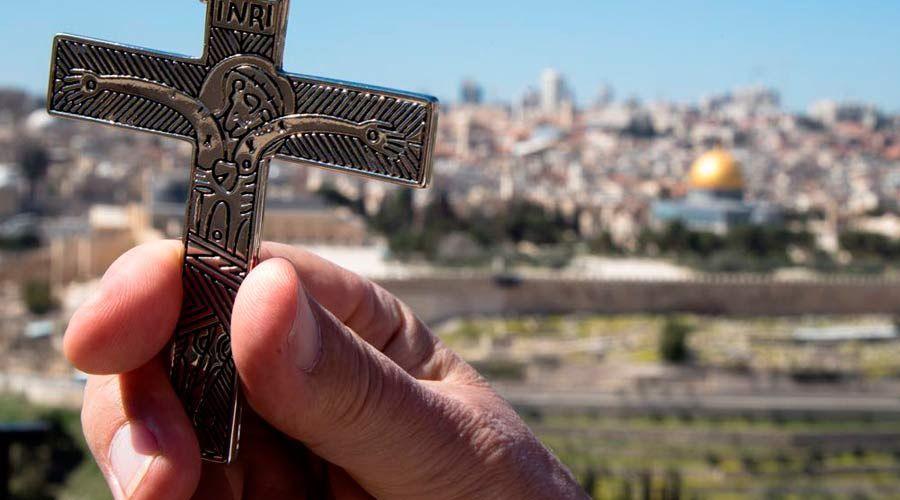 Así distribuye la Iglesia la colecta para los cristianos de Tierra Santa