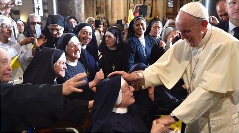 ¿Las religiosas son explotadas por la Iglesia? Tres hermanas responden