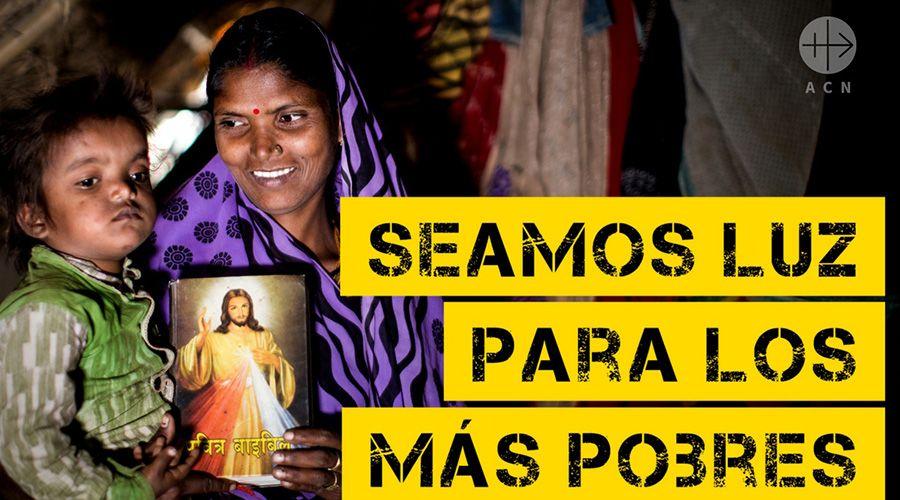 Lanzan campaña para apoyar a cristianos discriminados en India