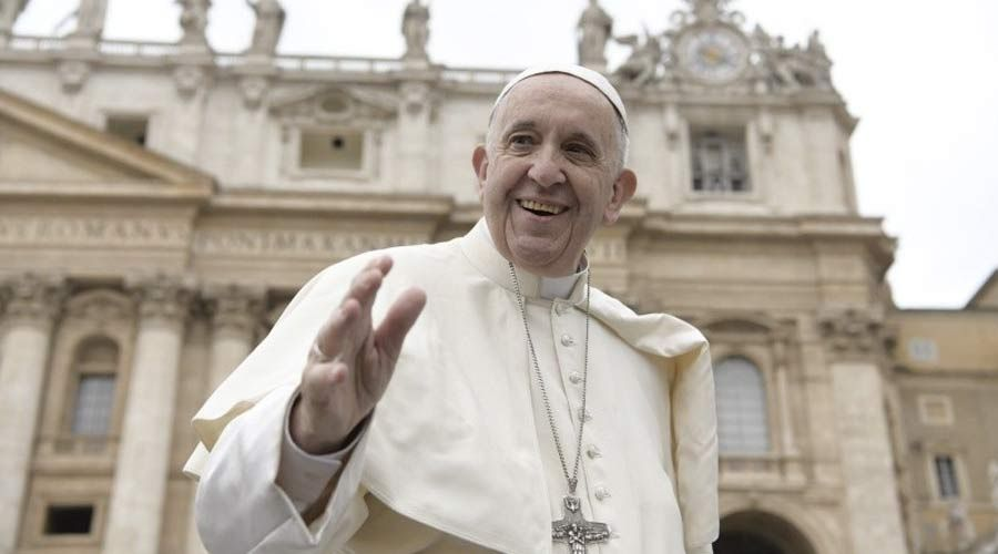 El Papa inicia nuevo ciclo de catequesis sobre el Bautismo: Es signo de una vida nueva