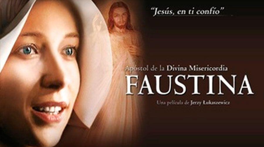 """¿Quieres ver gratis el film """"Faustina, Apóstol de la Divina Misericordia""""? Te decimos cómo"""