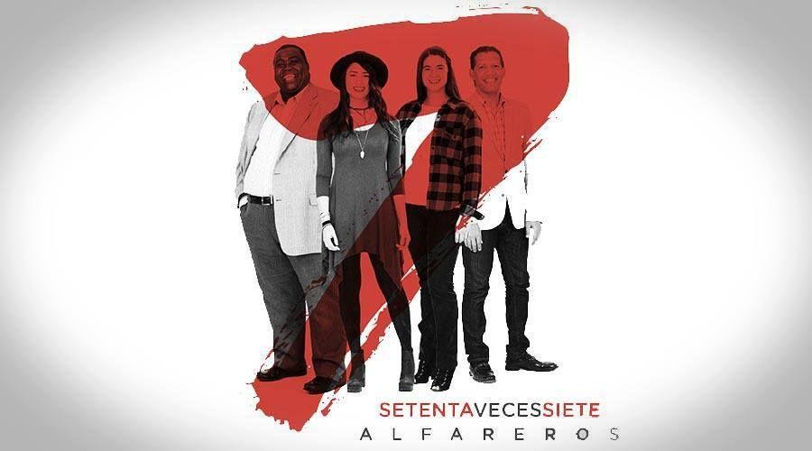 """""""Setenta veces siete"""", el nuevo disco del grupo católico Alfareros"""