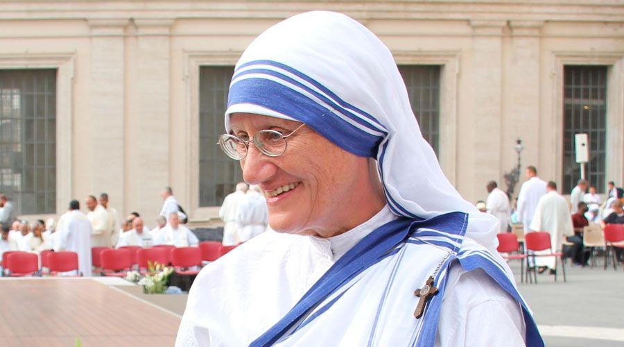 La carta de Pascua de la hermana Prema, superiora de las misioneras de la caridad