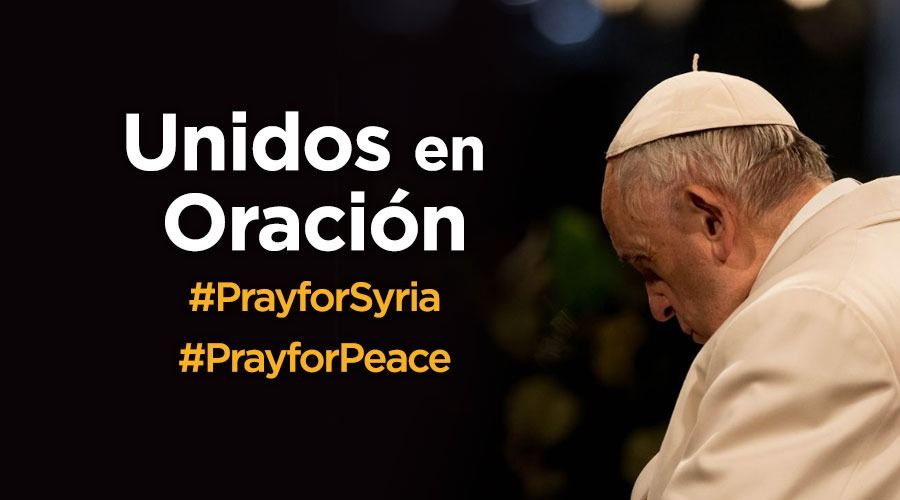 #PrayforSyria: Estados Unidos lanza misiles sobre Siria, las redes se unen en oración