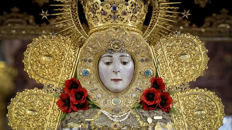 Advocaciones marianas: La Virgen del Rocío