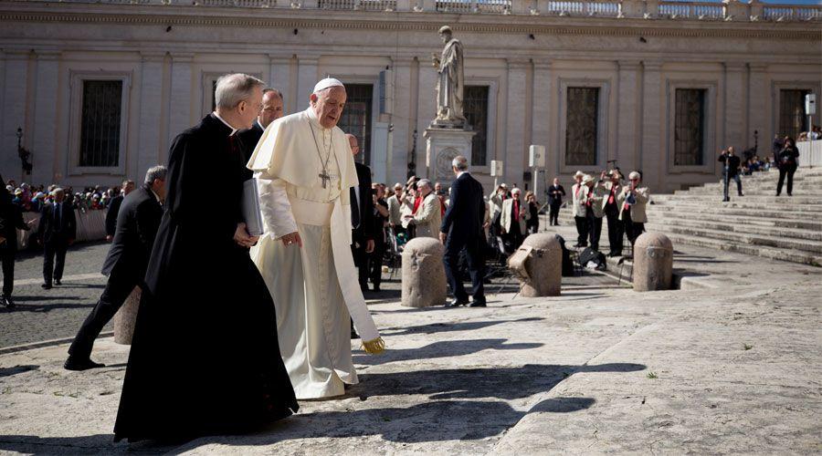 Catequesis del Papa Francisco sobre la responsabilidad del bautizado