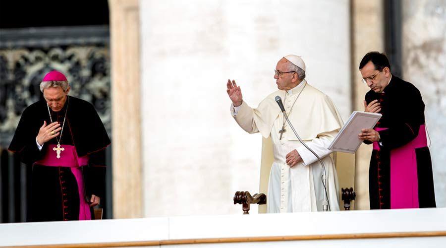 Conoce la catequesis del Papa Francisco sobre el Sacramento de la Confirmación
