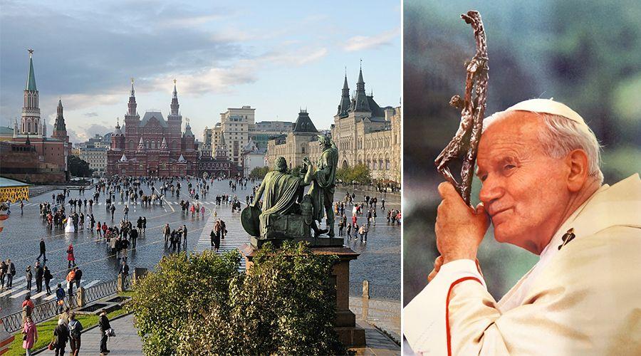 ¿San Juan Pablo II consagró a Rusia al Inmaculado Corazón de María?