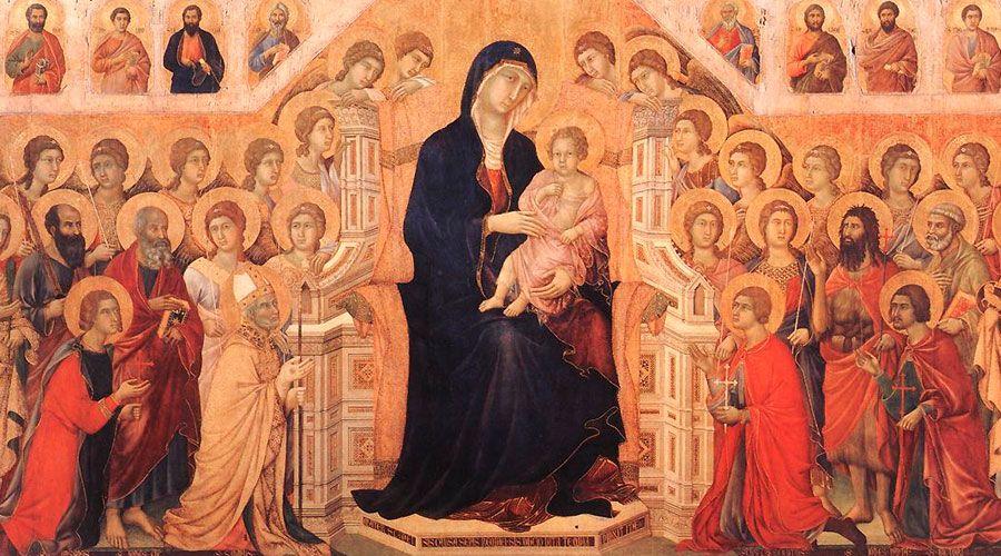Conocías Las Frases De Estos Santos En Honor A La Virgen María