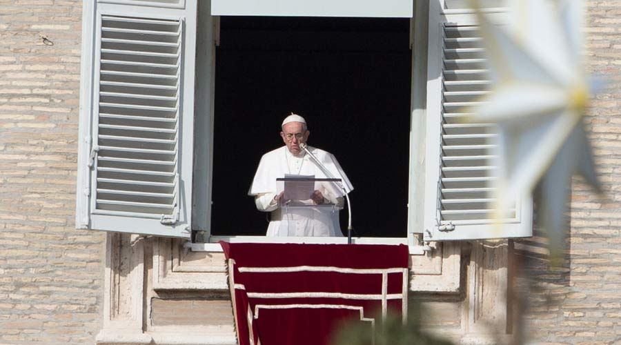 Papa Francisco: Estemos vigilantes y listos para dar cuenta de nuestra vida