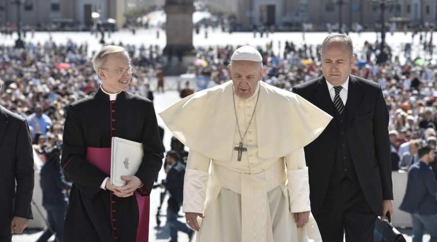 Papa Francisco: Para obedecer a Dios primero hay que ser agradecidos
