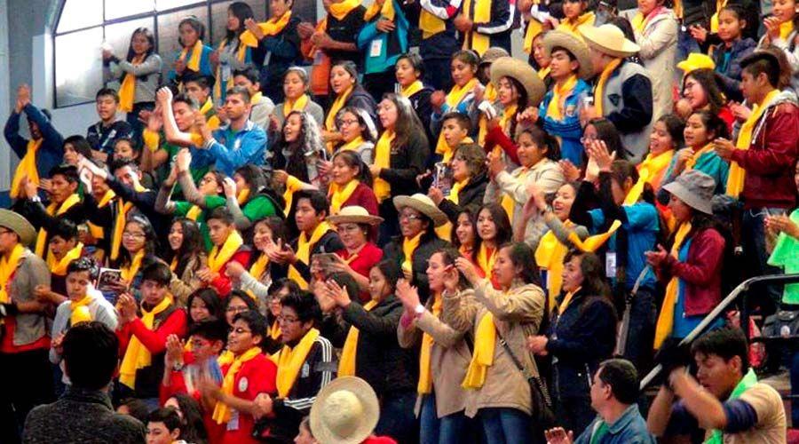 Miles de jóvenes escriben al Papa Francisco y se comprometen a misionar