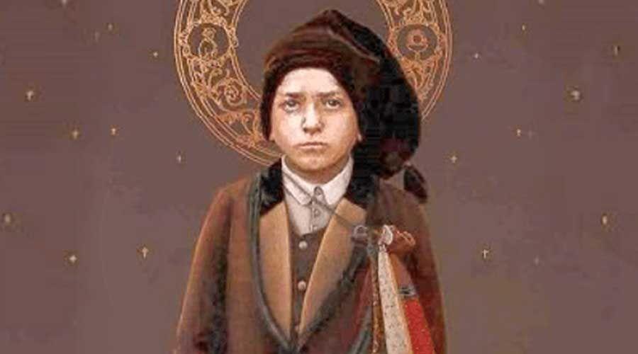 Hace 110 años nació San Francisco Marto, uno de los videntes de Fátima