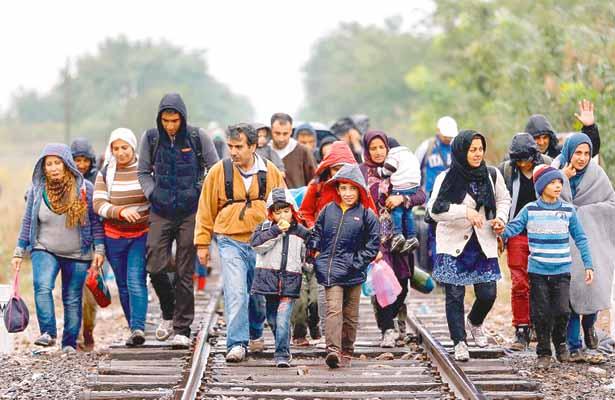 El Papa recuerda que en la cuestión de la migración están en juego personas, no números