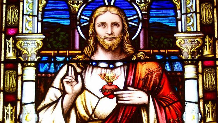 Junio es el mes del Sagrado Corazón de Jesús