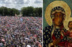 Multitud-ChurchInPoland-VirgenCzestochowa-08072018