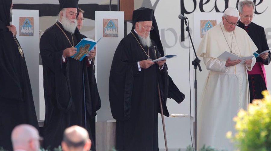 El Papa clama contra el homicidio de la indiferencia que vacía Oriente Medio de cristianos