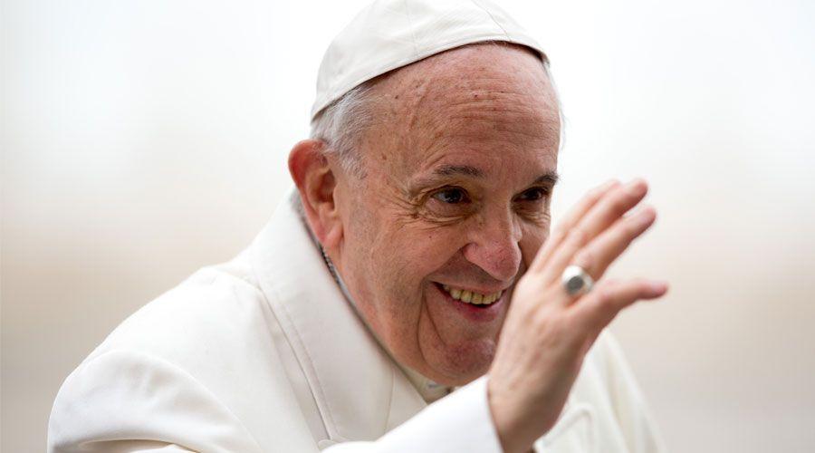 Papa Francisco saluda a los participantes del V Congreso Americano Misionero