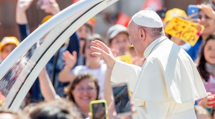 El Papa recuerda próximo encuentro de oración por cristianos perseguidos en Oriente medio