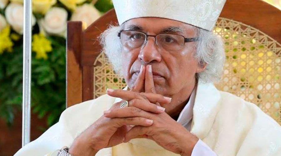 """Cardenal de Nicaragua: Confiamos en que """"Dios nos protege"""""""