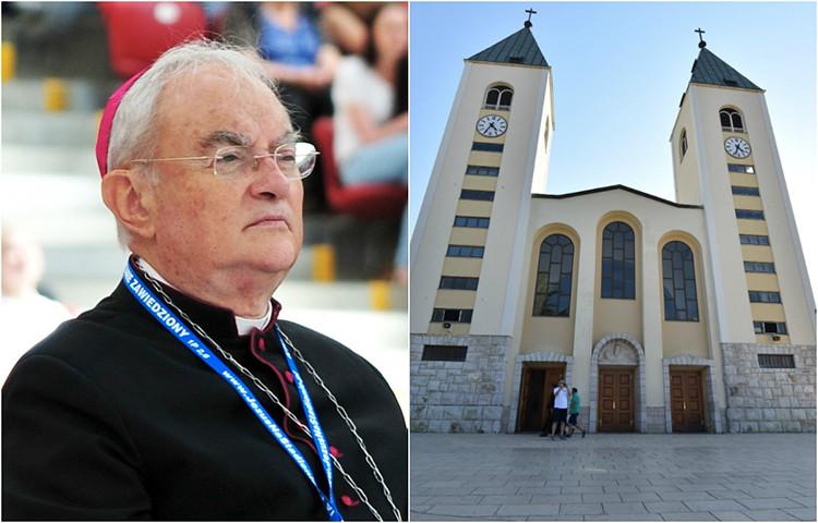 """Enviado del Papa a Medjugorje: """"fuerzas del mal"""" buscan destruir lo bueno"""