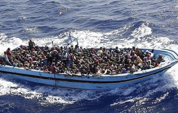 El Papa muestra su dolor por la muerte de migrantes en el Mediterráneo
