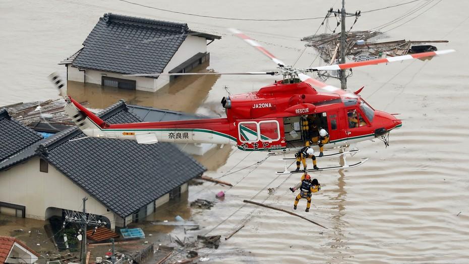Inundaciones en Japón: Papa Francisco muestra su solidaridad y reza por más de 85 víctimas