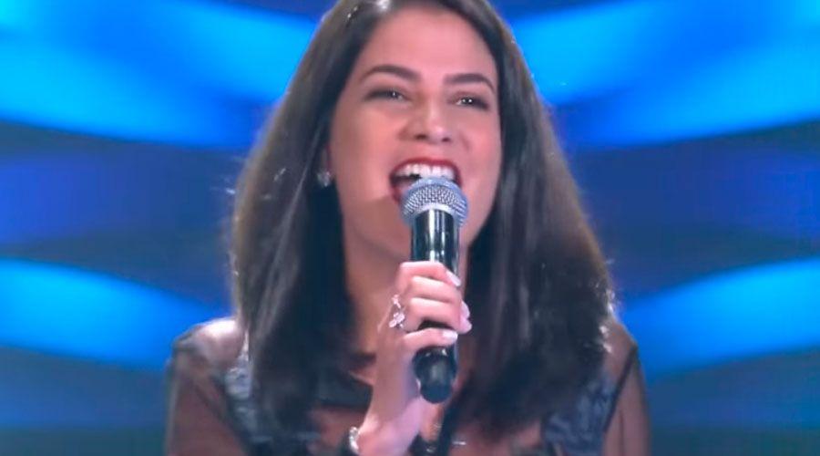 """Cantó para el Papa Francisco y ahora causa sensación en el programa """"The Voice Brasil"""""""