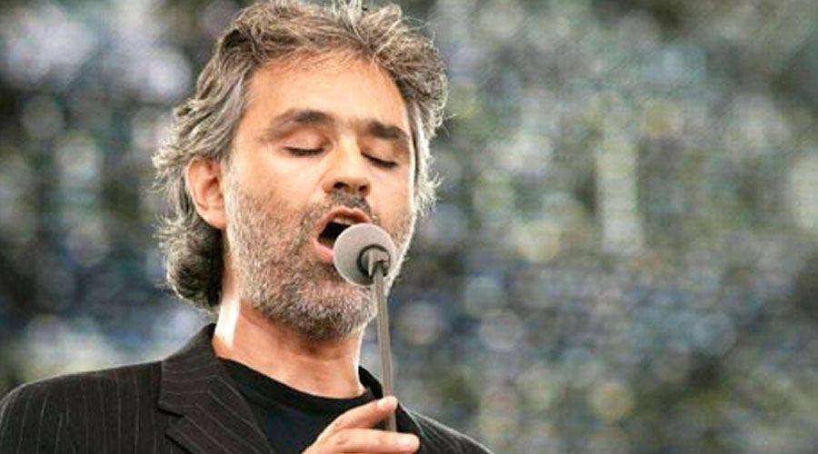 Andrea Bocelli cantará para el Papa Francisco en Encuentro Mundial de Familias de Dublín