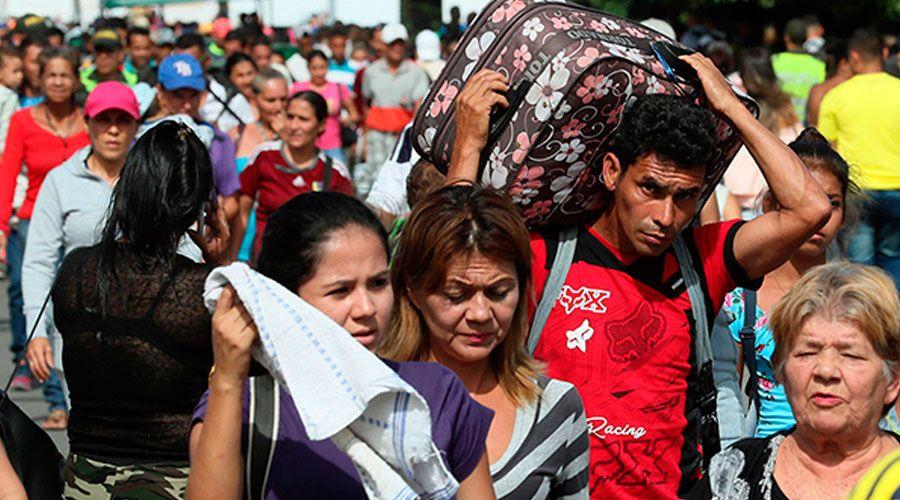La migración venezolana es el grito de un pueblo desesperado, expresa arzobispo