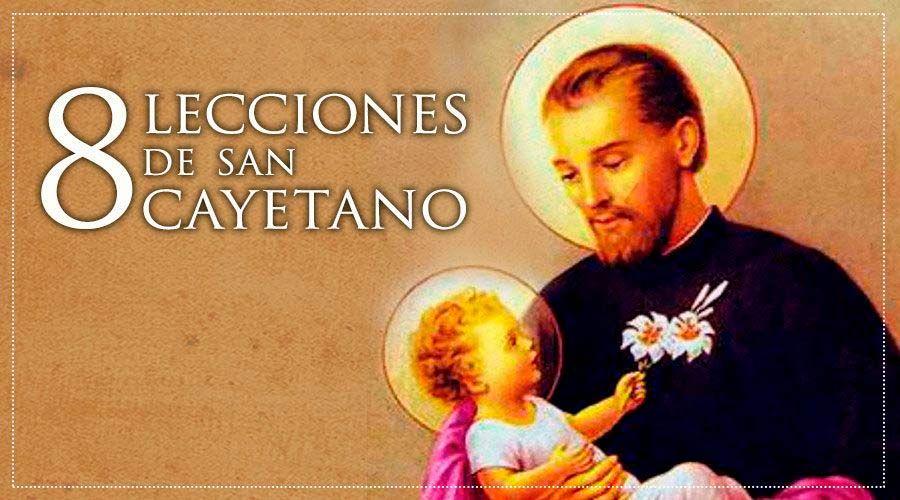 Conoce a San Cayetano: patrono del pan y del trabajo tan querido por el Papa Francisco