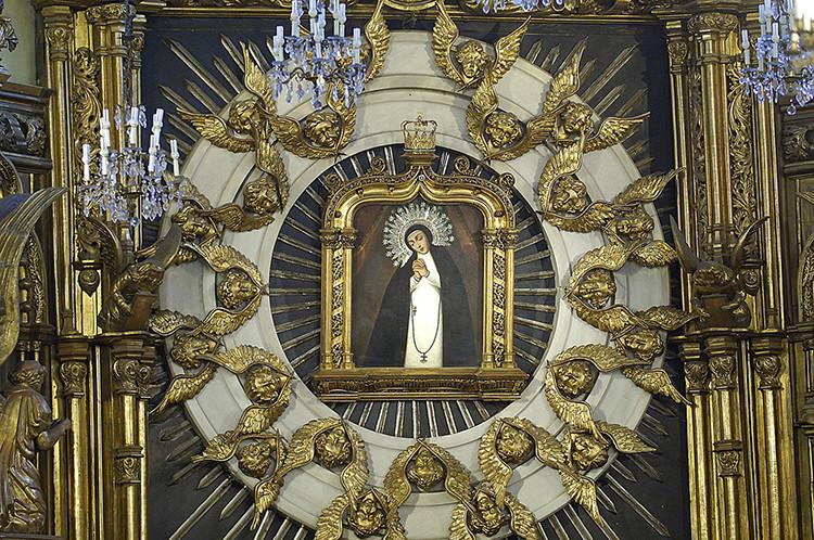 Advocaciones marianas: La Virgen de la Paloma