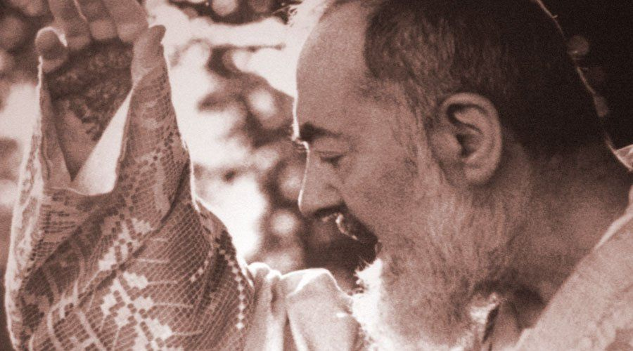 Hoy hace 100 años el Padre Pío recibió los estigmas