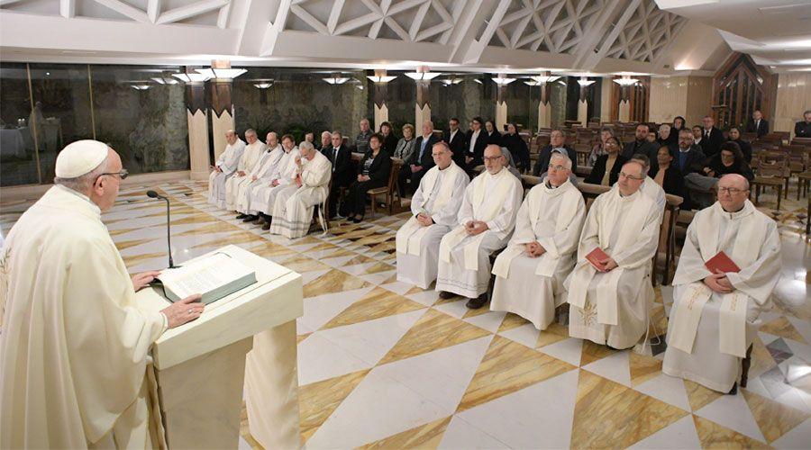 El Papa señala estos 4 elementos necesarios para llevar una vida de estilo cristiano
