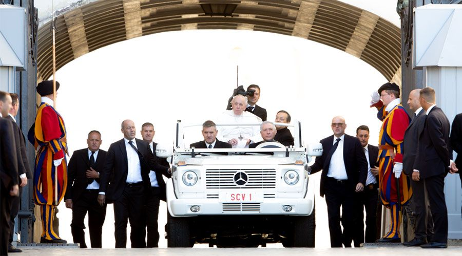 Catequesis del Papa Francisco sobre su reciente viaje apostólico a los países bálticos