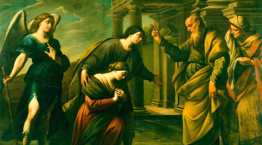 San Rafael, el Arcángel que une a los esposos