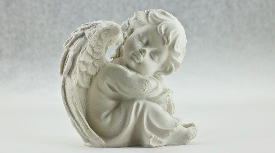 ¿Los niños que mueren se convierten en ángeles?