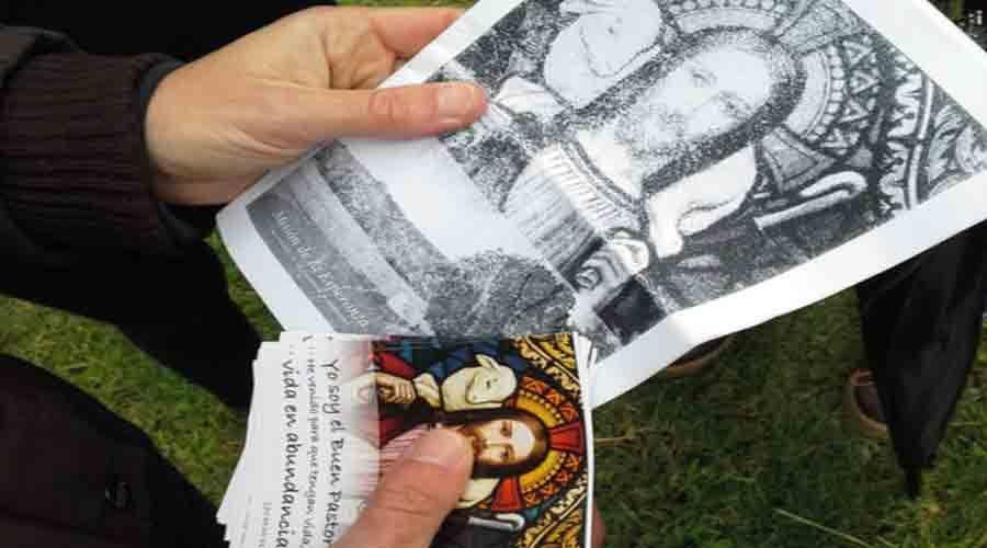 Jóvenes visitarán cementerios para dar esperanza y consuelo