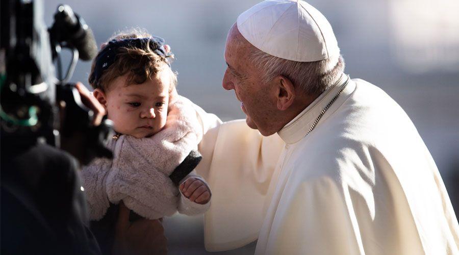 Catequesis del Papa Francisco sobre el derecho a la vida en todas sus etapas