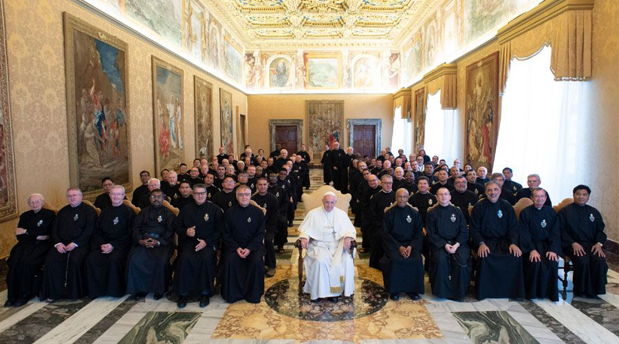 El Papa pide abrazar nuevas fronteras de misión tanto geográficas como existenciales