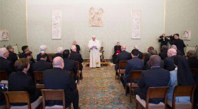 PapaFranciscoAudienciaInstitutoCaridad_VaticanMedia_01102018