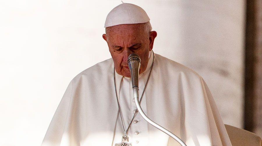Papa Francisco: No nos resignemos al demonio de la guerra ni a la locura del terrorismo