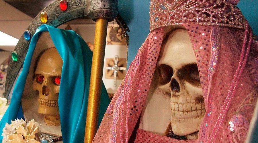 """8 razones por las que el culto a la """"Santa Muerte"""" es incompatible con la fe católica"""