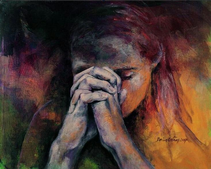 Tu oración es también la nuestra. ¿Qué le pides hoy al señor?