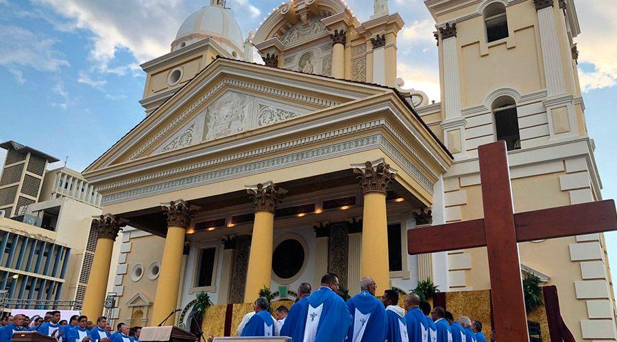 Venezuela cuenta con un nuevo santuario dedicado a la Virgen María