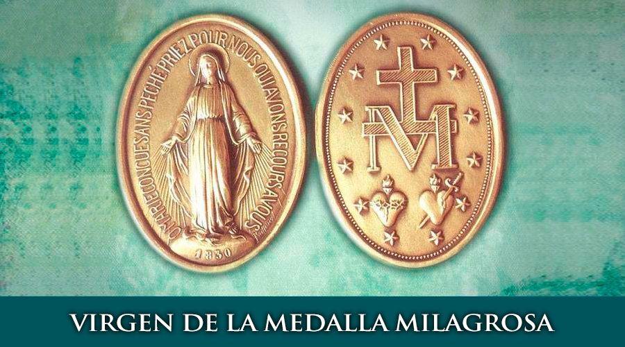 ¿Qué significan todos los símbolos de la Medalla Milagrosa?