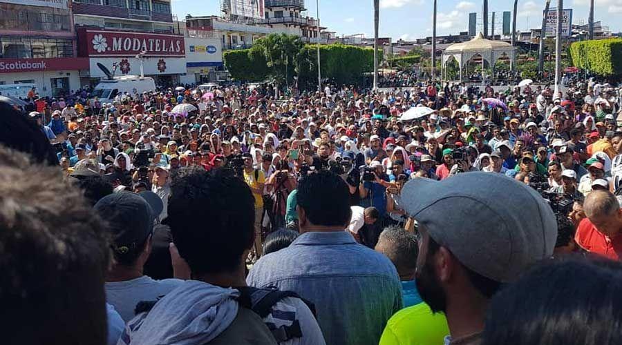 Iglesia en México: No cerremos los ojos y el corazón a crisis de migrantes