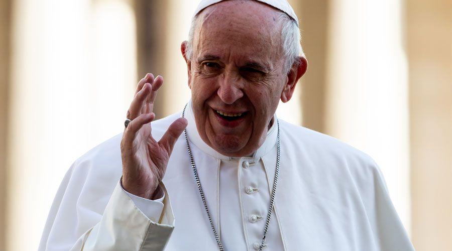Catequesis del Papa Francisco sobre el sentido cristiano de la propiedad de bienes