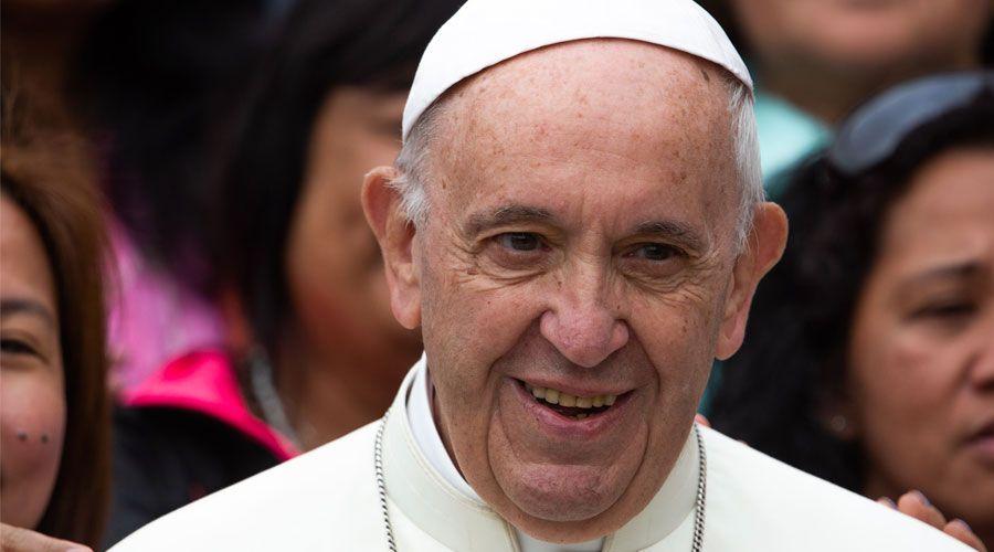 Papa Francisco: La vida no es un carnaval, es algo muy serio